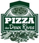 Logo - Pizza des Deux Rives - Neudorf et Port du Rhin